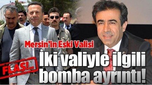 Mersin'in Eski 2 Valisiyle İlgili 11 Yıllık Detay