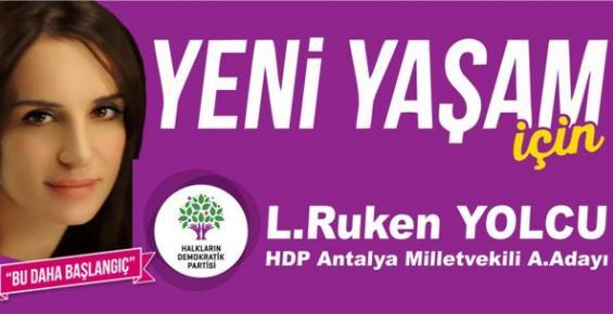 Mersin'in Genç Kadın Girişimcisi Antalya'dan Vekil A.Adayı