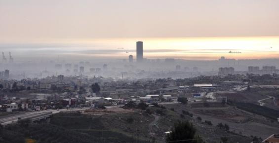 Mersin'in Havası Kirli Çıktı