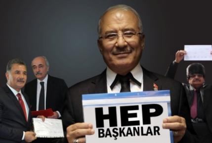 Mersin'in Rekortmen Başkanları