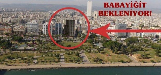 Mersin'in Siluetini Bozan Bu Yapıyı Yıkacak Yiğit Aranıyor