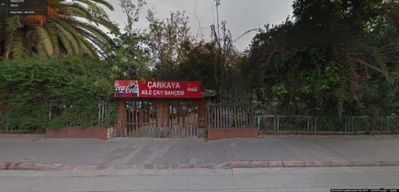 Mersin'in Son Çay Bahçesi de Yıkılıyor