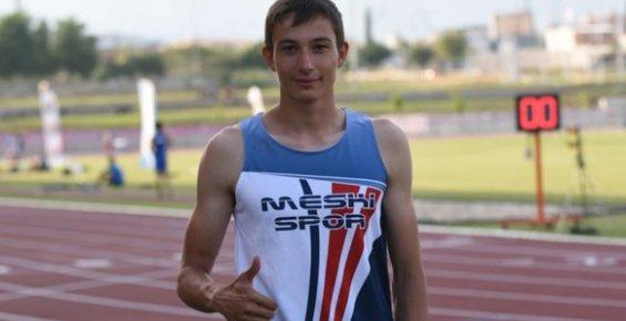 Mersinli Atlet, Dünya Şampiyonu Oldu !