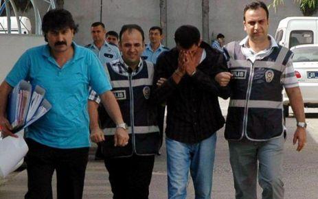 Mersinli dolandırıcı Adana'da yakalandı!