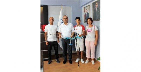 Mersinli Genç Okçu İstanbul'dan Şampiyonlukla Döndü