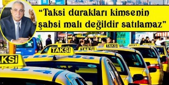 Mersinli Taksiciler Dolandırıcılara Karşı Uyarıldı.