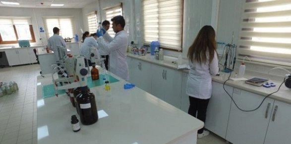 Meski Merkez Su Analiz Laboratuvarı'na 'Mükemmel Laboratuvar Sertifikası'