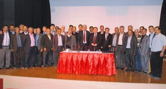 MESKİ, Silifke'de Bilgilendirme Toplantısı Yaptı