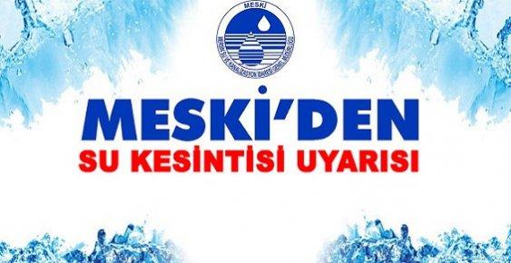 Meski'den Bazı Mahallelere Su Verilmediği Haberlerine Yalanlama