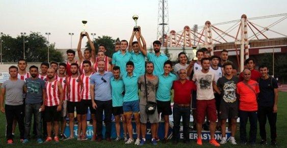Meskispor Erkek Atletizm Takımı Şampiyon Oldu.