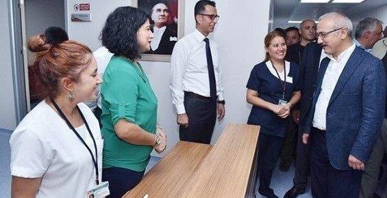 MEÜ Tıp Fakültesi'nde Göz Bankası Açıldı