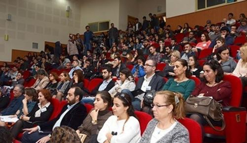 Meü'de 'Sözlü Çevirinin Dinamikleri' Söyleşisi