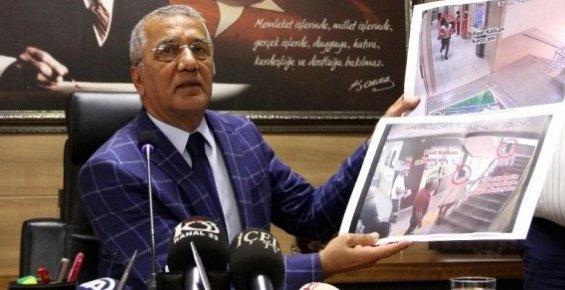 Mezitli Belediye Başkan Yardımcısına Saldırı İddiası