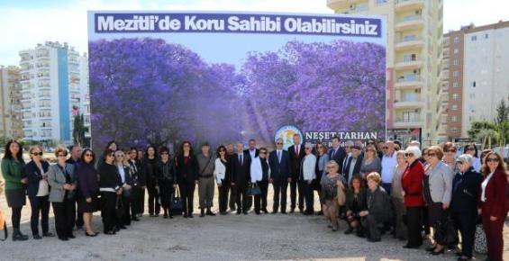 Mezitli Belediyesi 'Özgecan Aslan'ı Unutmadı