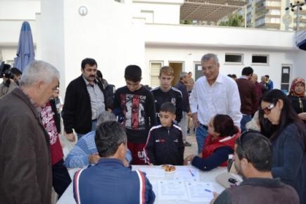 Mezitli Belediyesi Spor Okulu Kayıtları Başladı
