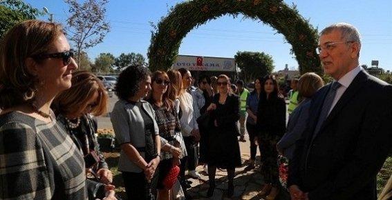 Mezitli'de Park Sayısı Artıyor