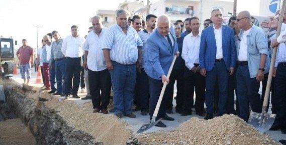 Mezitli'nin Su Sorunu Tarihe Gömülüyor