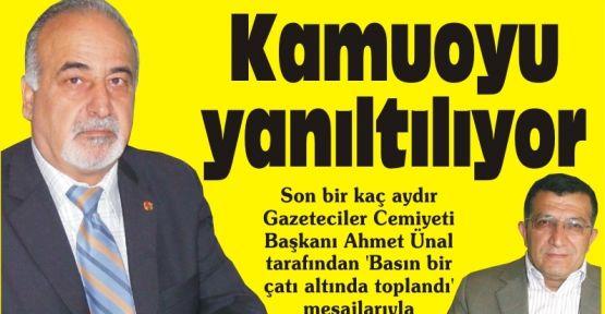 """Özipek: """"MGC Saddam Rejimini Anlayışla Yönetiliyor""""."""
