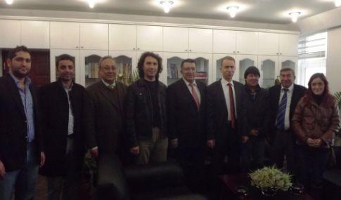 MGC'den Başsavcı Turhan'a Ziyaret