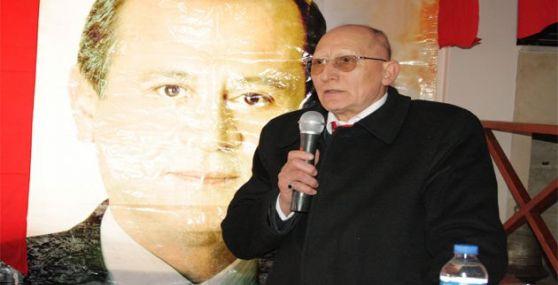 MHP Çamlıyayla İlçe Başkanı Özdemir, Güven Tazeledi