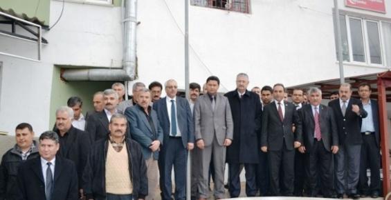 MHP İl Başkanı Sabahattin Kılınç Bozyazı'da Destek İstedi