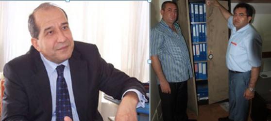 MHP İl Başkanından Akdeniz  İlçe Örgütüne Baskın