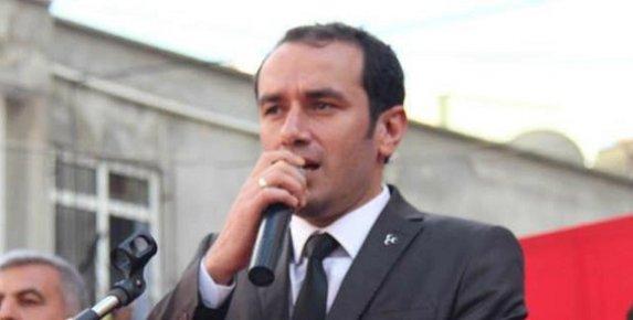 MHP Mut İlçe Başkanı Durmuş Ali Çerekçi İstifa Etti