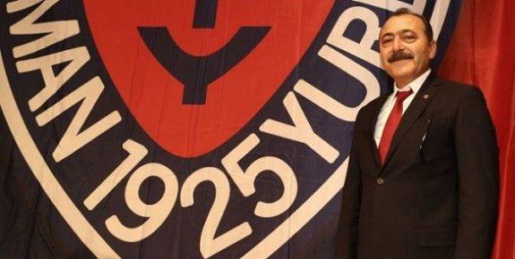 MİY Kulüp Başkanı Ali Tekin İstifaları Değerlendirdi