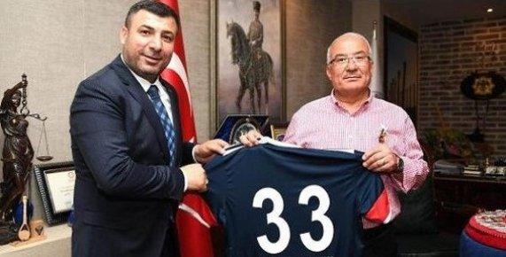MİY Kulüp Başkanı Karak'tan Kocamaz'a 'Kamp' Teşekkürü
