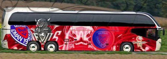 MİY Yeni Otobüsüne Kavuştu.