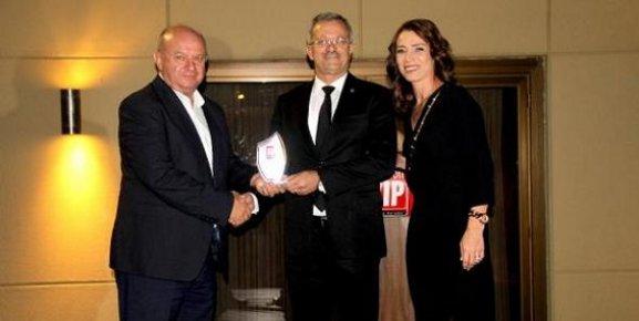 MTOSB'ye Eğitime Katkı Ödülü