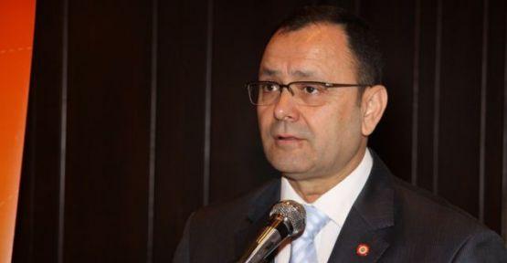 MTSO Başkanı Aşut: Mersin Halkı Akdeniz Oyunlarından Habersiz