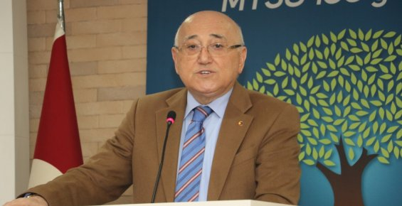 MTSO Eski Meclis Başkanı İbrahim Kiper, Yaşamını Yitirdi.