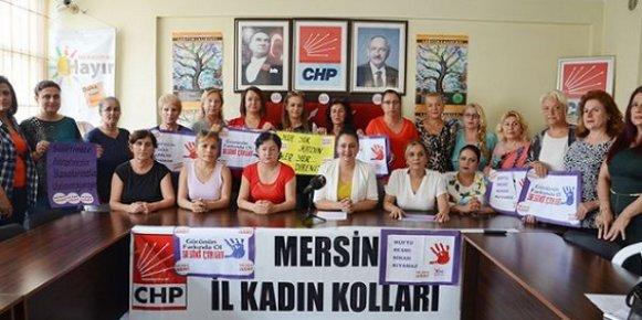Müftülere Nikah Yetkisine CHP'li Kadınlar Tepki Gösterdi