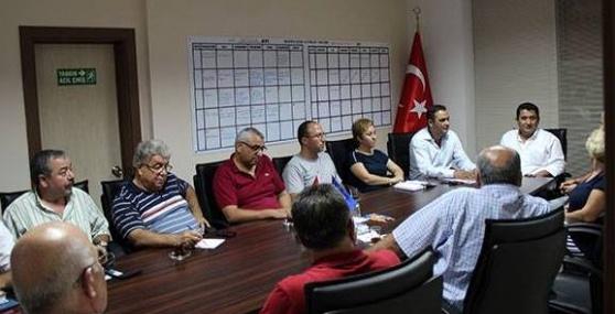 Murat Suatoğlu Sivil Toplum Kuruluşlarını Ziyarete Devam Ediyor