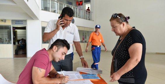Muratpaşa'da yaz spor okulları kayıtları başladı
