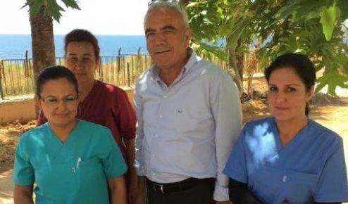 Mustafa Baysan Batı Mersin'i Fetetti