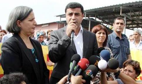 'Müşterek adım' için BDP'den 4 şart!