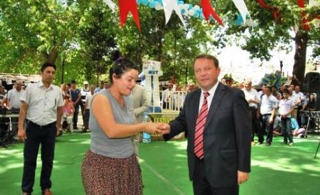 Mut Kayısı Festivali Törenle Başladı