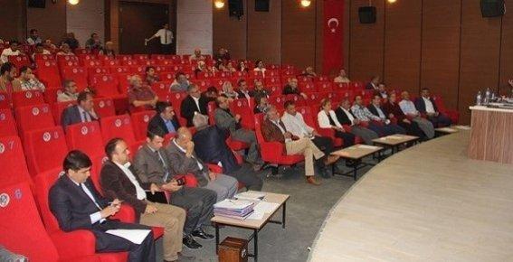 Mut'ta Alparslan Türkeş'in İsmi Bulvara Verildi.