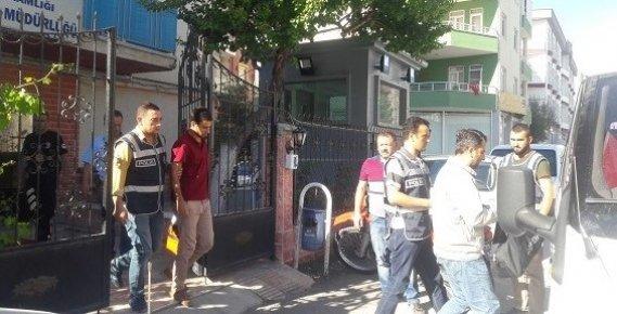 Mut'ta FETÖ Soruşturmasında 2 Tutuklama