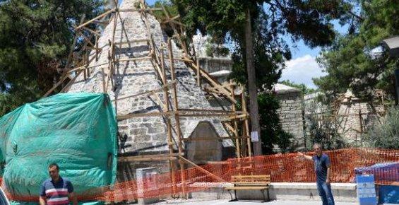 Mut'ta Tarihi Camiye Restorasyon