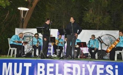 Mut'ta Tasavvuf Konseri Verildi