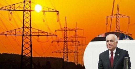 Mut'un Elektrik Sorunu Meclis Gündeminde