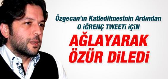 Nihat Doğan Özgecan Tweeti İçin Özür Diledi
