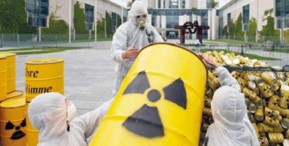 Nükleer Atıklar 40 Yıl Mersin'de Depolanacak!