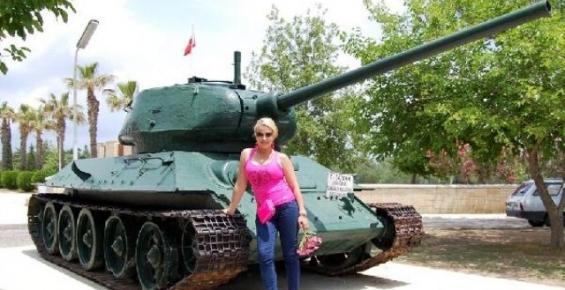 O Tank Silifke'ye Gelecek