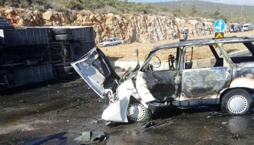 Öğrenci Servisi İle Otomobil Çarpıştı: 26 Yaralı