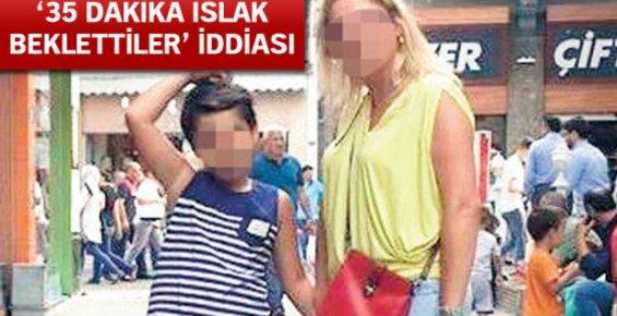 OTİZMLİ ÇOCUĞA ÖZEL SINIFTA 'ÇİŞ' CEZASI