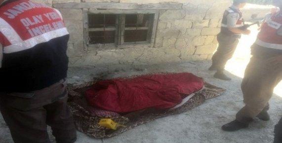 Otomobilin Çarptığı Yaşlı Adam 2 Gün Sonra Evinde Öldü.